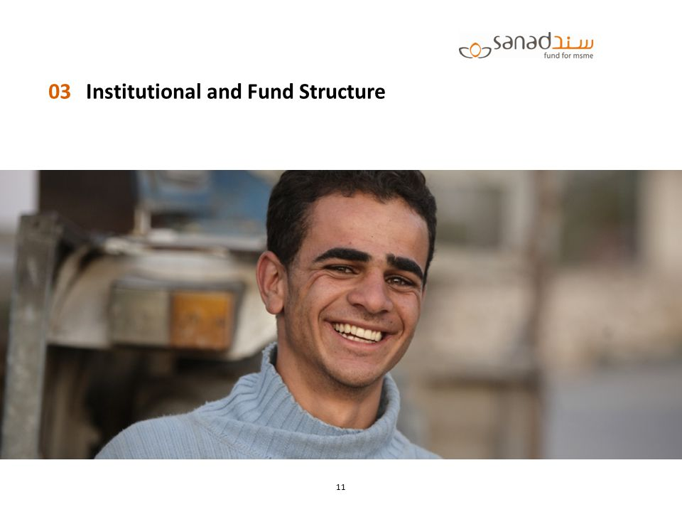 Institutional and Fund Structure