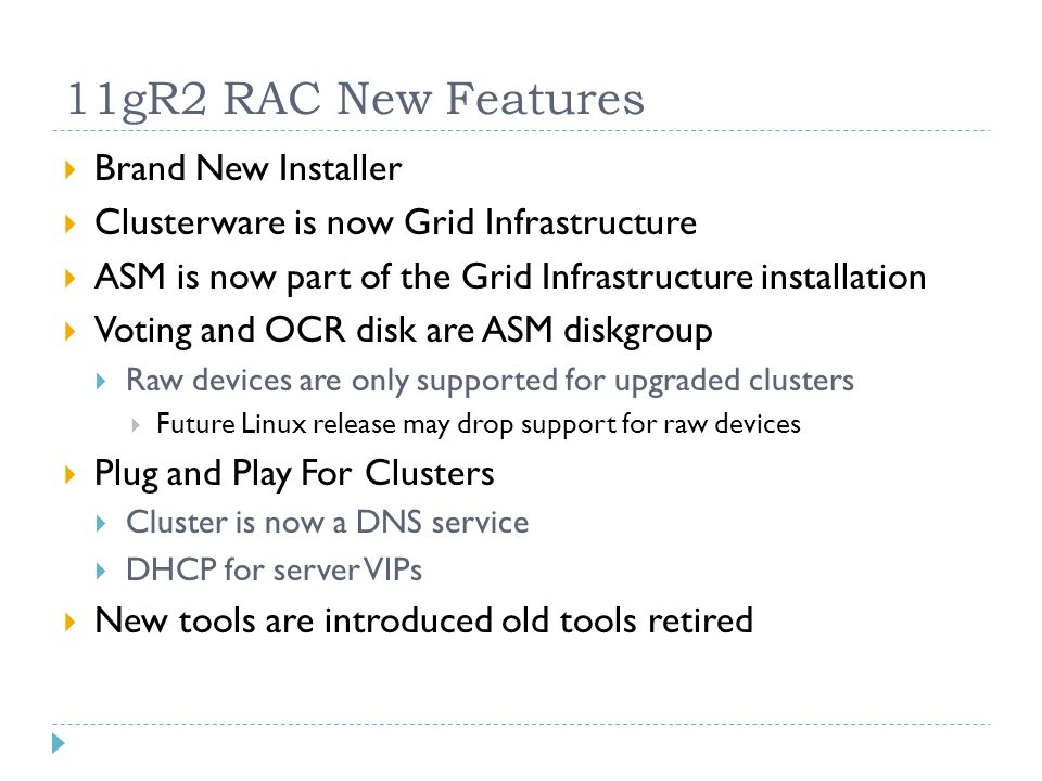 Oracle RAC 11gR2 RAC Joins the Cloud  - ppt download