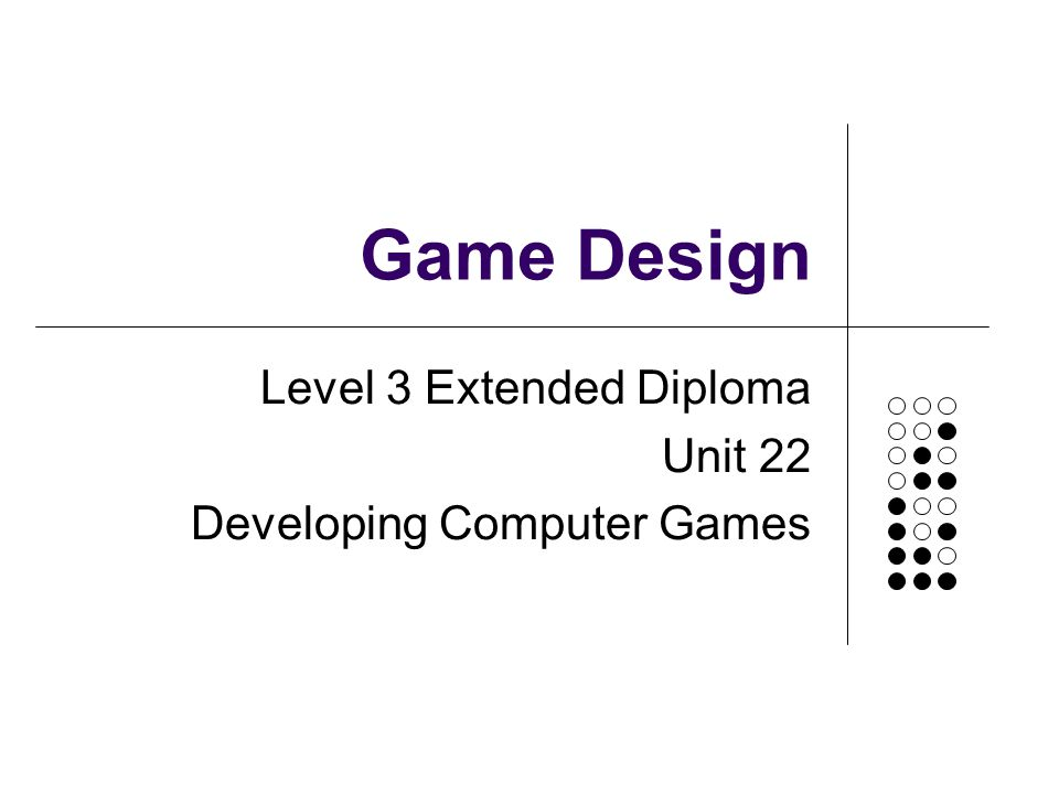 unit 4 extended diploma The final unit of the extended diploma (available at levels 3 and 4) requires students, particularly at level 4, to demonstrate their ability to.