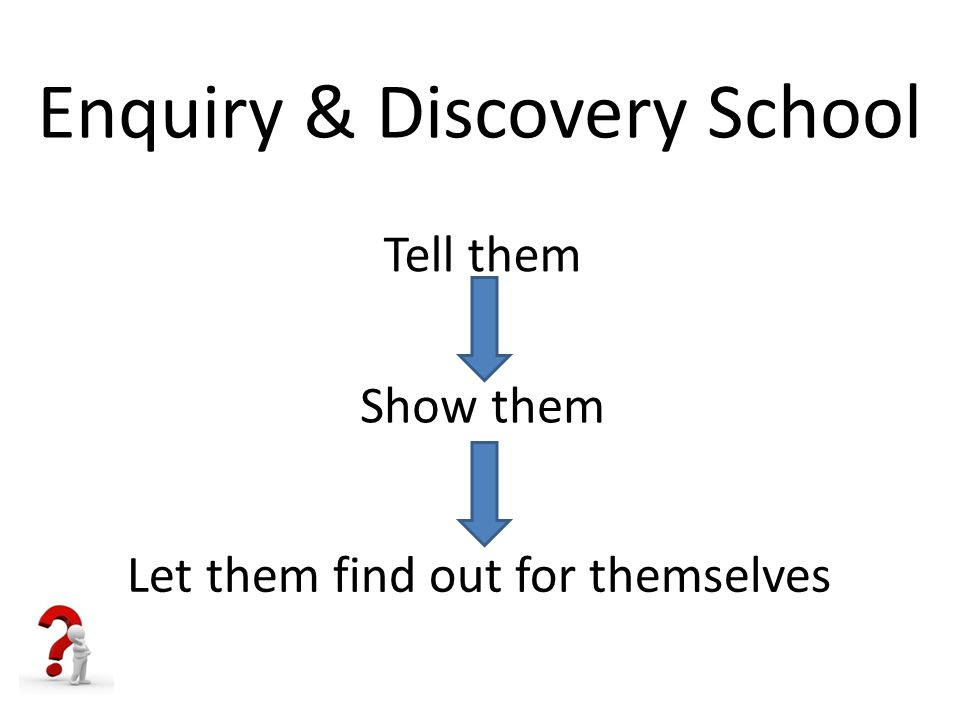 Enquiry & Discovery School