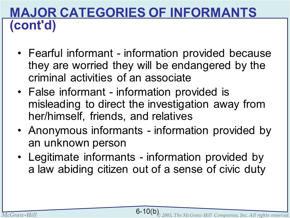 Follow-up Investigation - ppt video online download