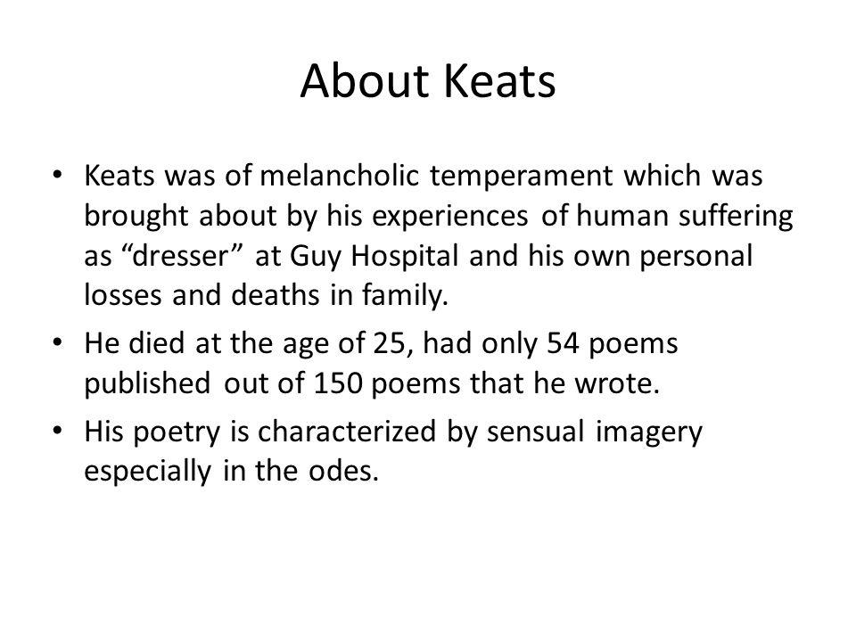 keats hellenism in his odes