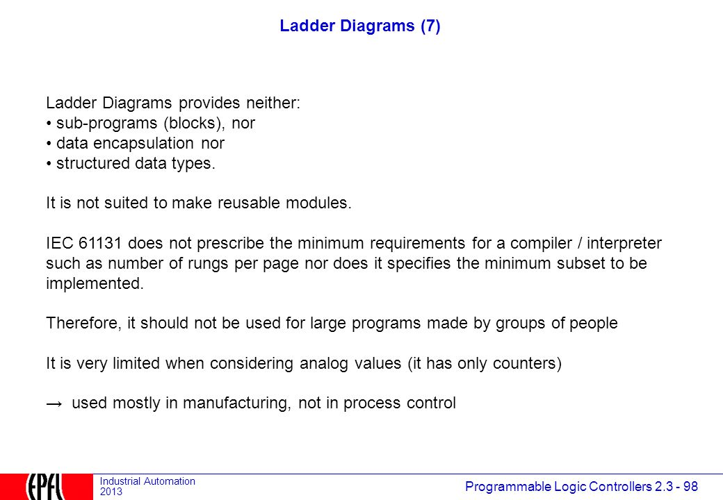 231 plcs definition and market ppt download 98 ladder ccuart Image collections