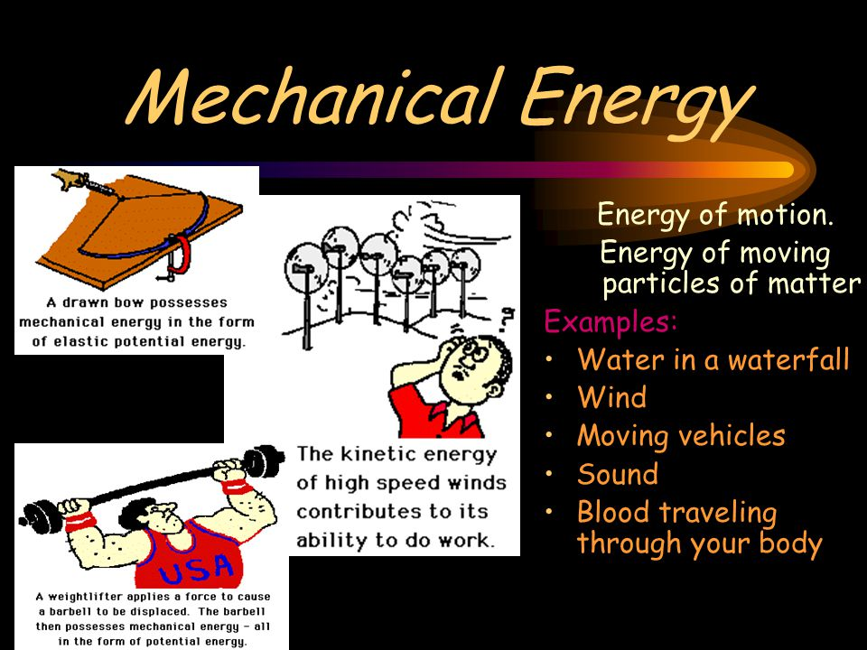 Mechanical Energy Examples Image Collections Example Cover Letter