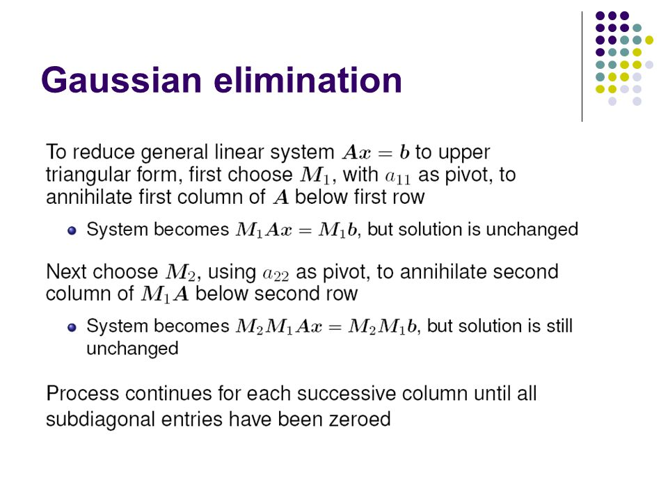 MATH 685 CSI 700 OR 682 Lecture Notes Ppt Video Online