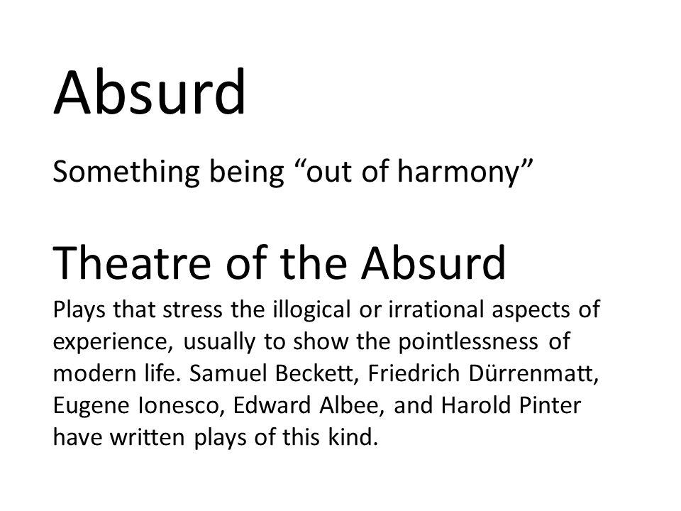 absurd definition