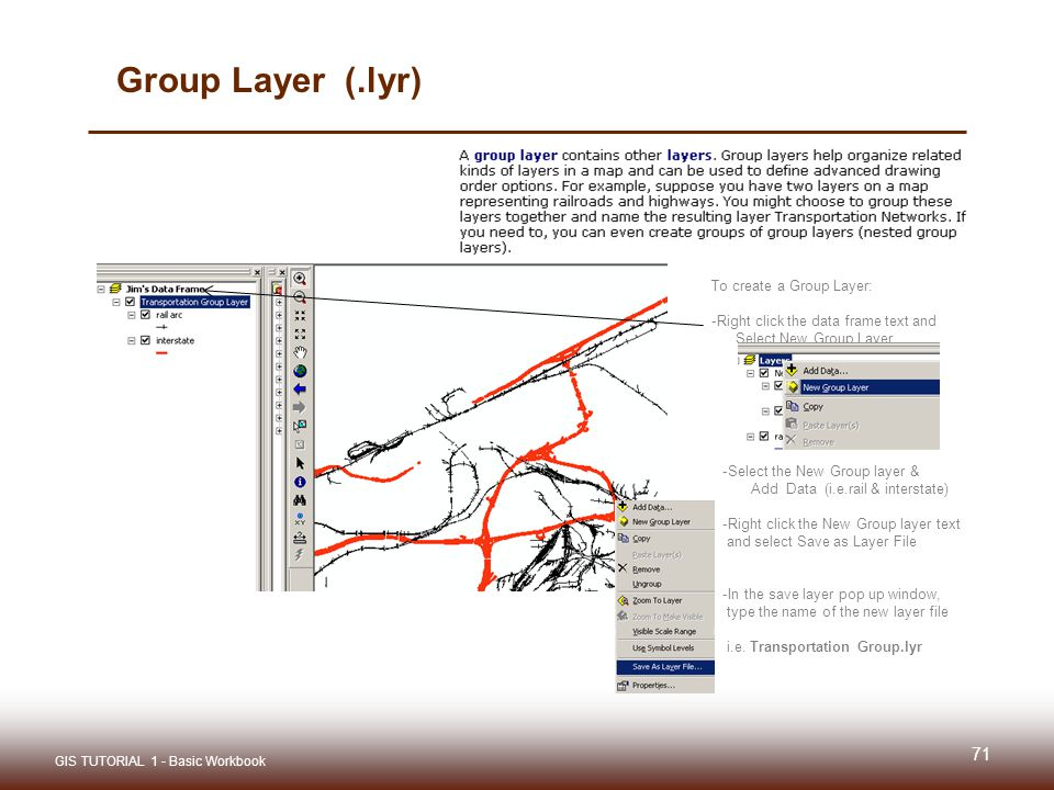 GIS Tutorial 1 Lecture 2 Map design  - ppt video online download