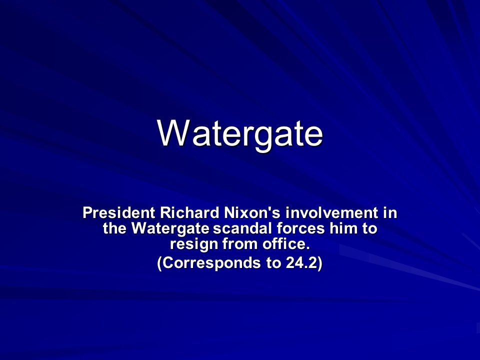 presidential scandals essay - there are not many political scandals in the united states history, but when there is one, the scandal becomes immensely popular the news stories focus on the public embarrassment for weeks the watergate scandal in 1972 is one example of a major political ignominy.