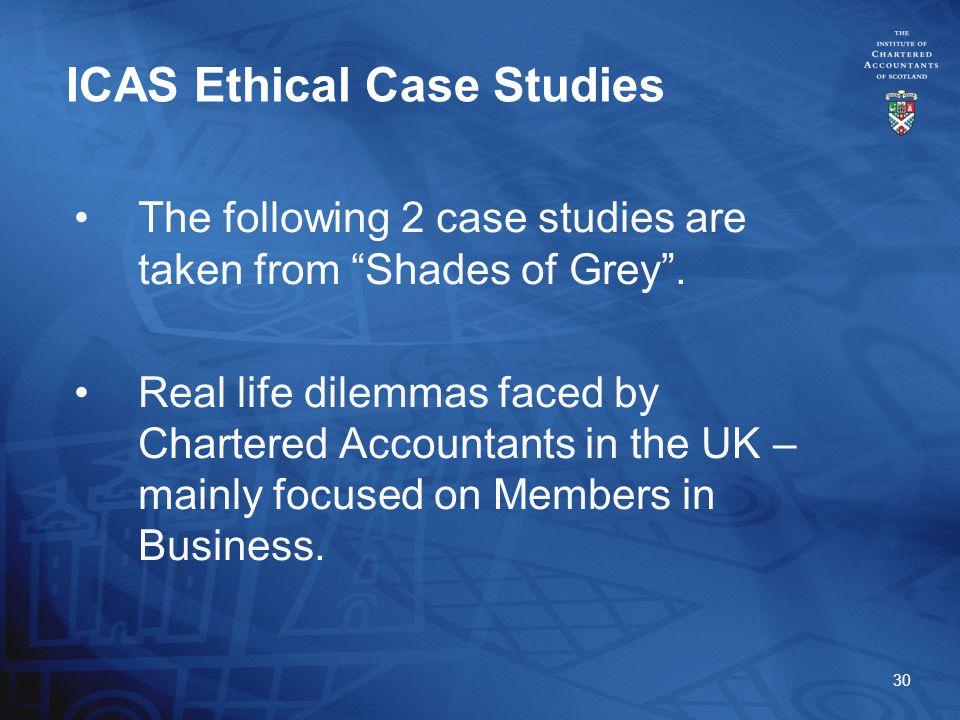 Ethics Seminar at CICPA - ppt download