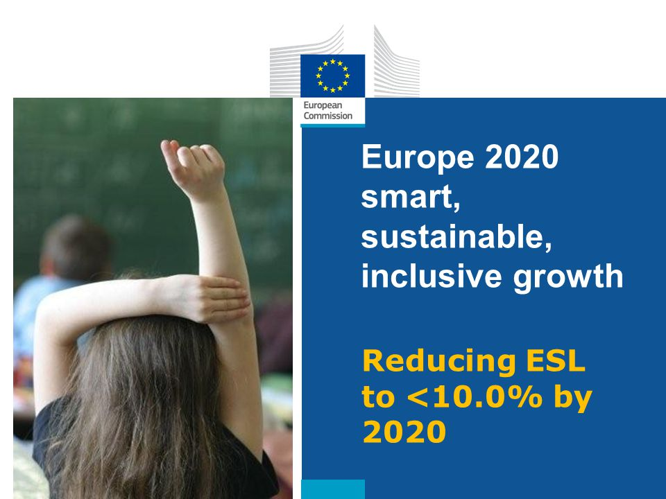 Europe 2020 smart, sustainable, inclusive growth