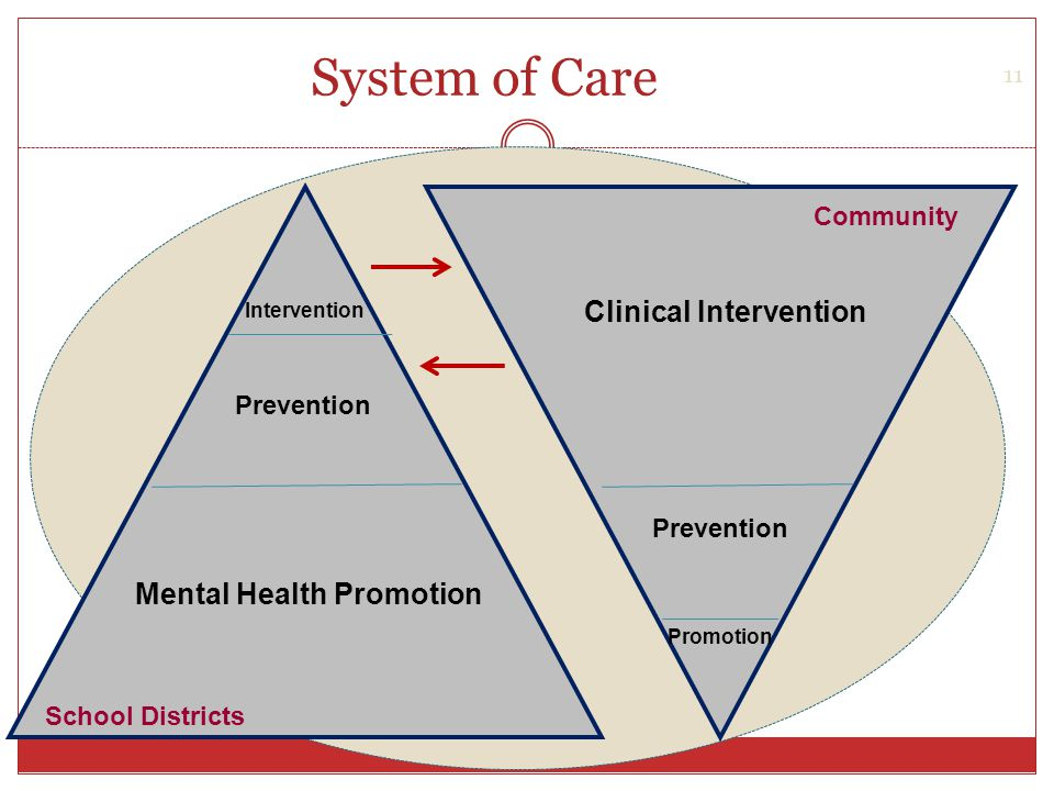 Mental Health Promotion Clinical Intervention