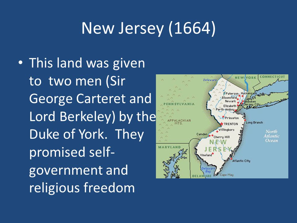 New Jersey (1664)