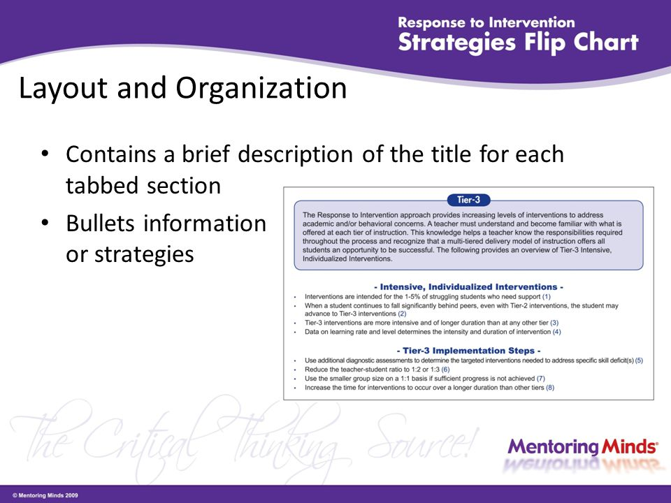 Put The Picture Of The Front Of The Flip Chart On This Title Slide Ppt Download