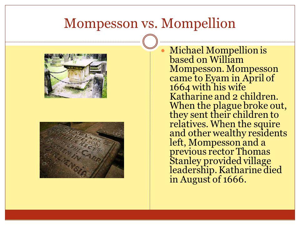 year of wonders michael mompellion