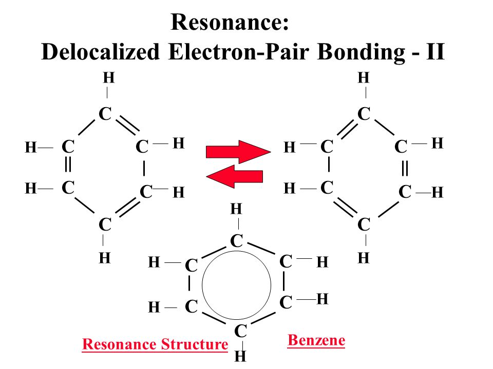 Delocalized Electron-Pair Bonding - II