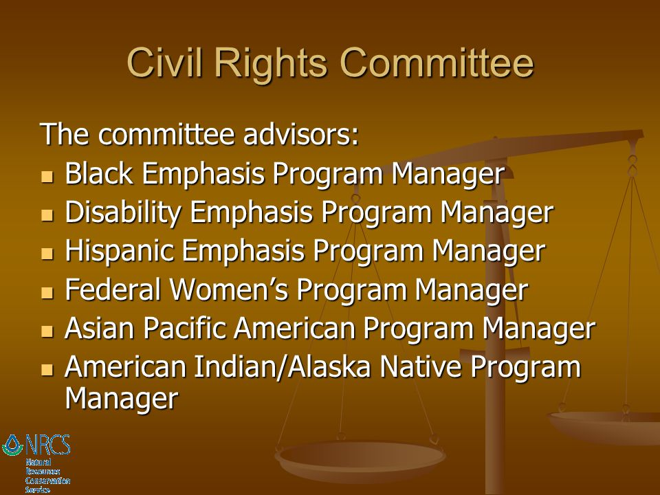 Civil Rights Committee