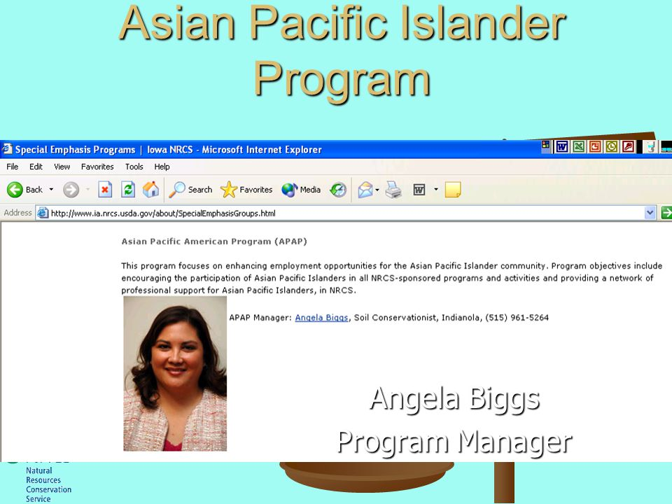 Asian Pacific Islander Program