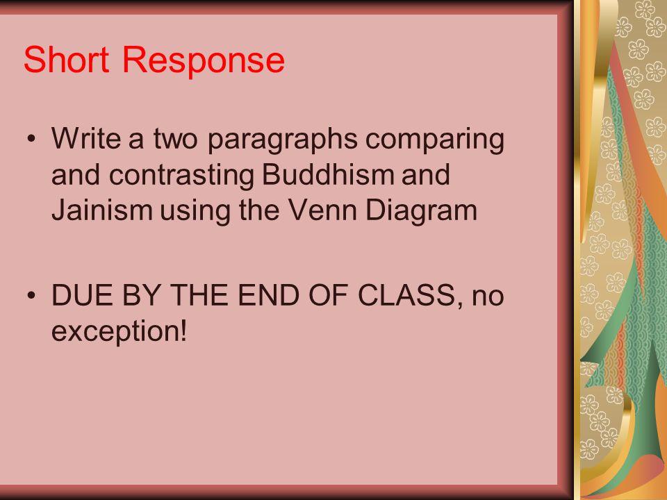 Jainism And Buddhism Venn Diagram Diy Enthusiasts Wiring Diagrams