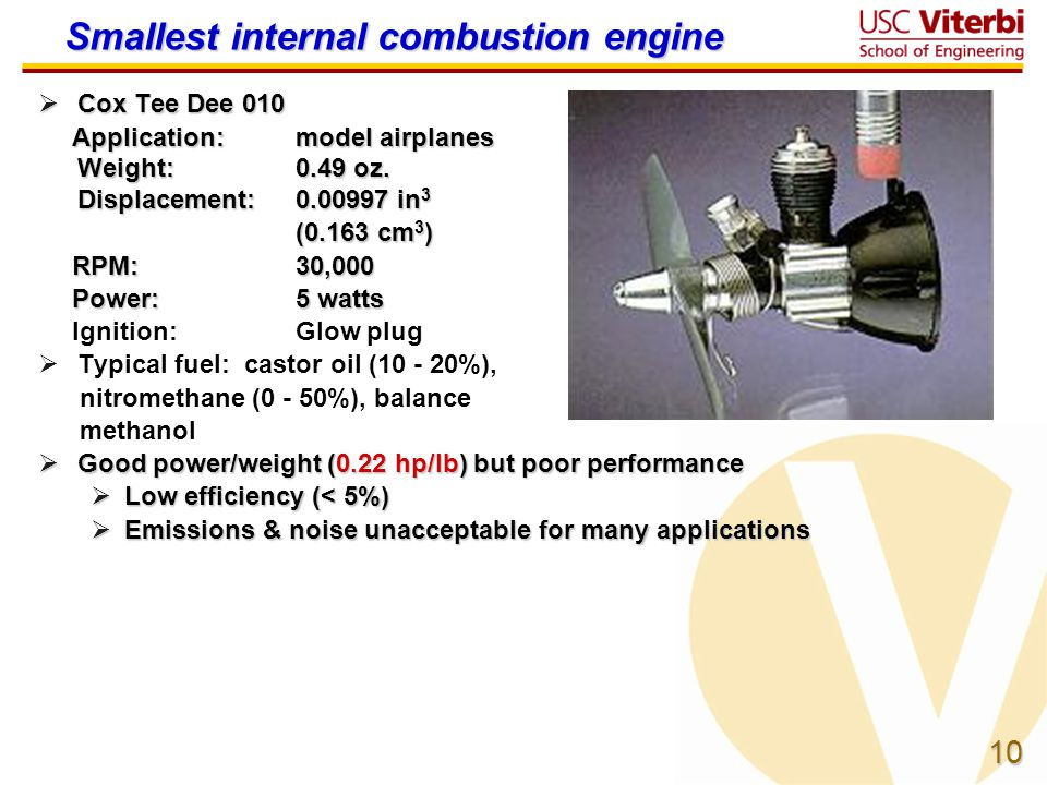 Internal Combustion Engines: The Worst Form of Vehicle