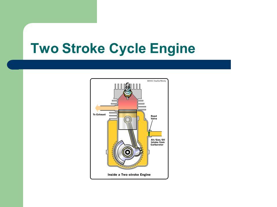 Differences, advantages & disadvantages of 4 stroke vs 2 stroke.