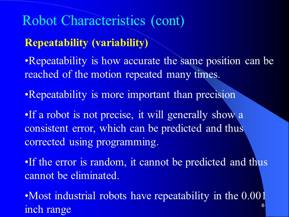 What is a Robot? Definition of Robot Webster: