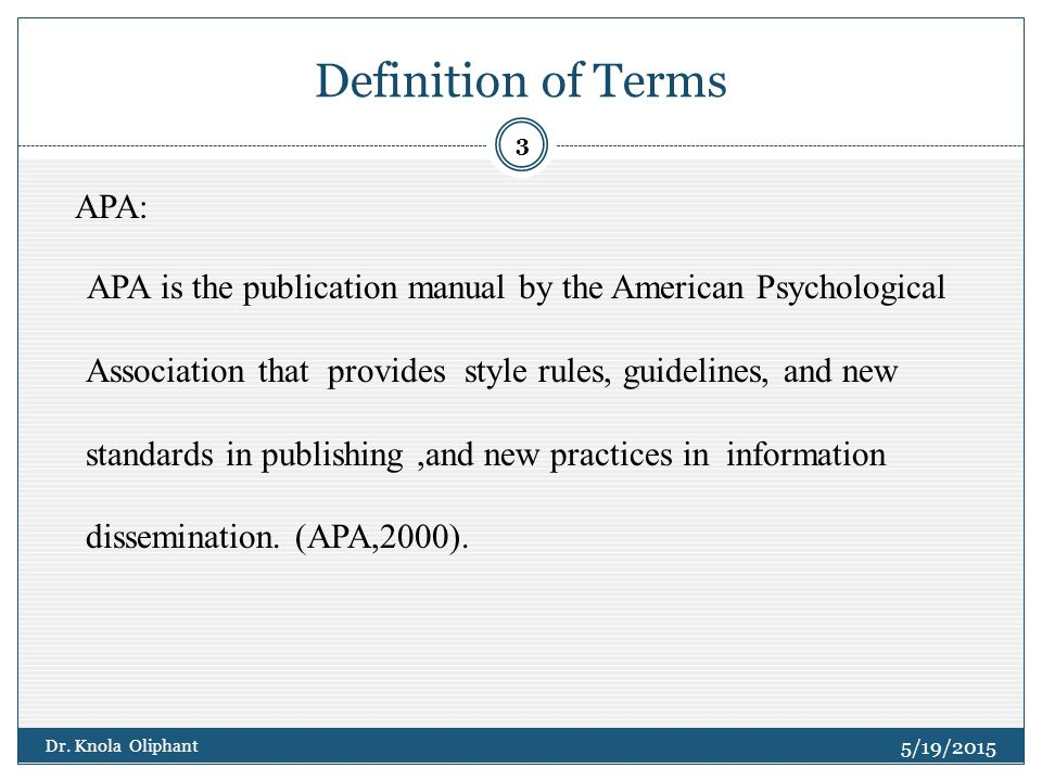 apa format definition The abstract acts as the second major section of the document and typically begins on the second page of the paper it follows directly after the title page and precedes the table of contents and/or main body of the paper the abstract is a succinct, single-paragraph summary of your paper's.