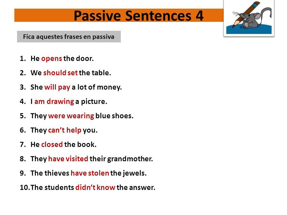 Collegi Mirasan Eso The Passive Ppt Video Online Download