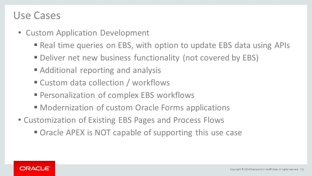Extending Oracle E-Business Suite Release ppt download