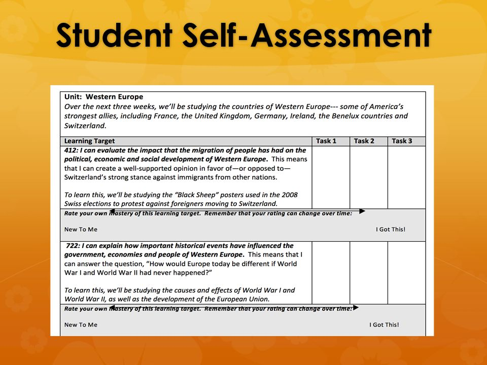 Assessment for Learning - ppt download