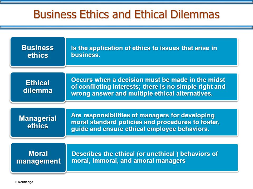 Business Ethics CHAPTER 5 - ppt video online download