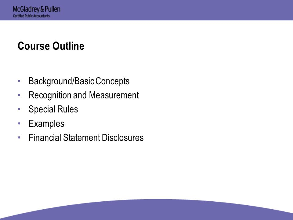 FIN 48 – Accounting for Uncertainty in Tax Positions - ppt