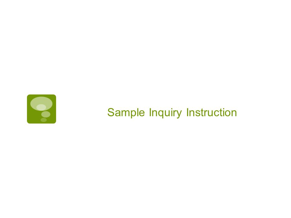 T1 Inquiry Ppt Download