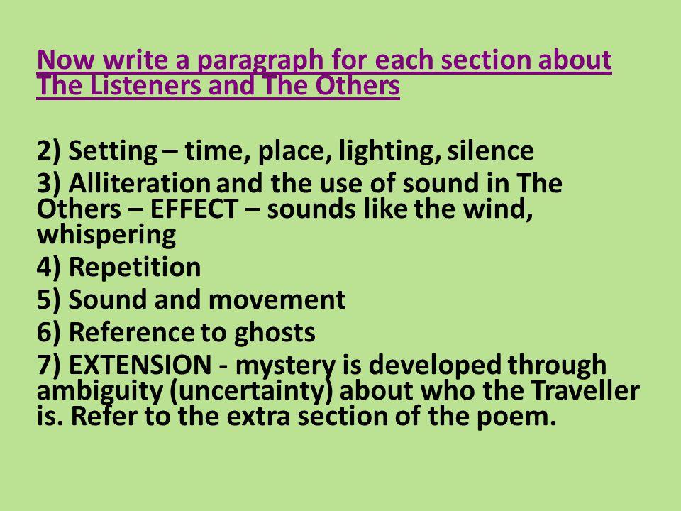 3. Using language in interesting ways year 11 speech assessment.