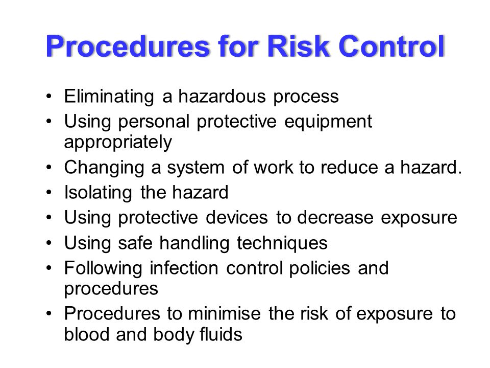 Comply with infection control policies and procedures - ppt video