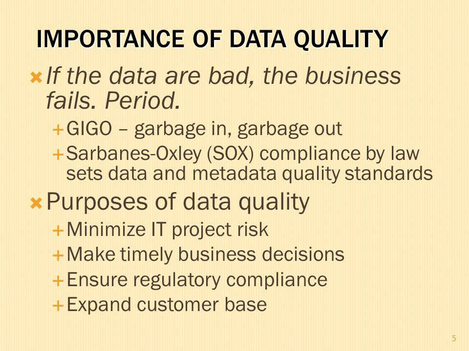 the importance of coding data The impact of data collection and capture operations (including coding) on data quality and cost is both direct and critical, as these data are the primary inputs of a survey-taking agency, and often the most important survey expenditure components.