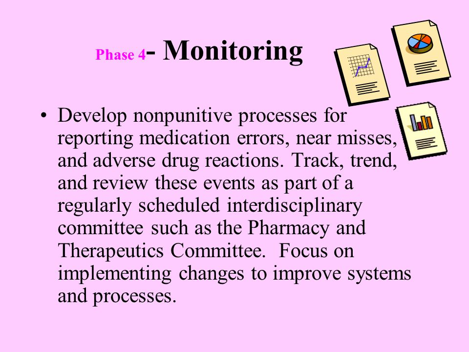 Phase 4- Monitoring
