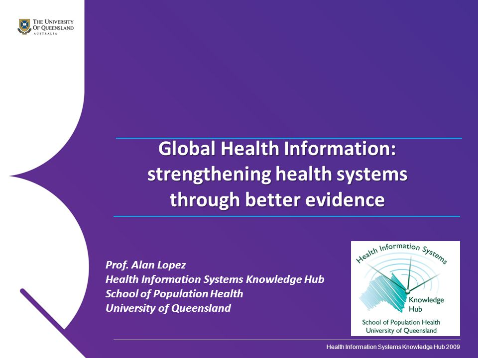 Global Health Information: