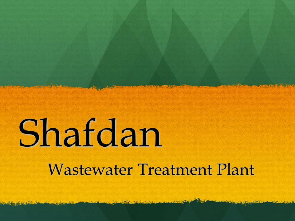 sewage water treatment ppt