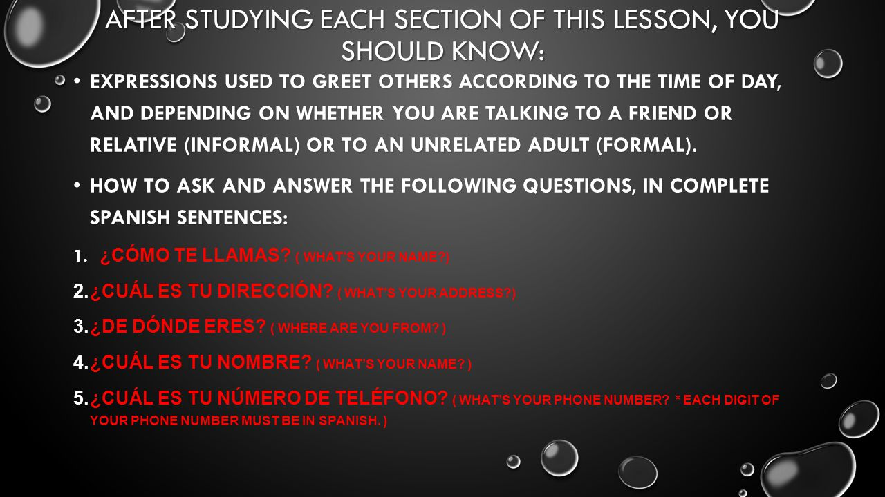 Module 107 Greeting Others Voice Activity Ppt Video Online Download