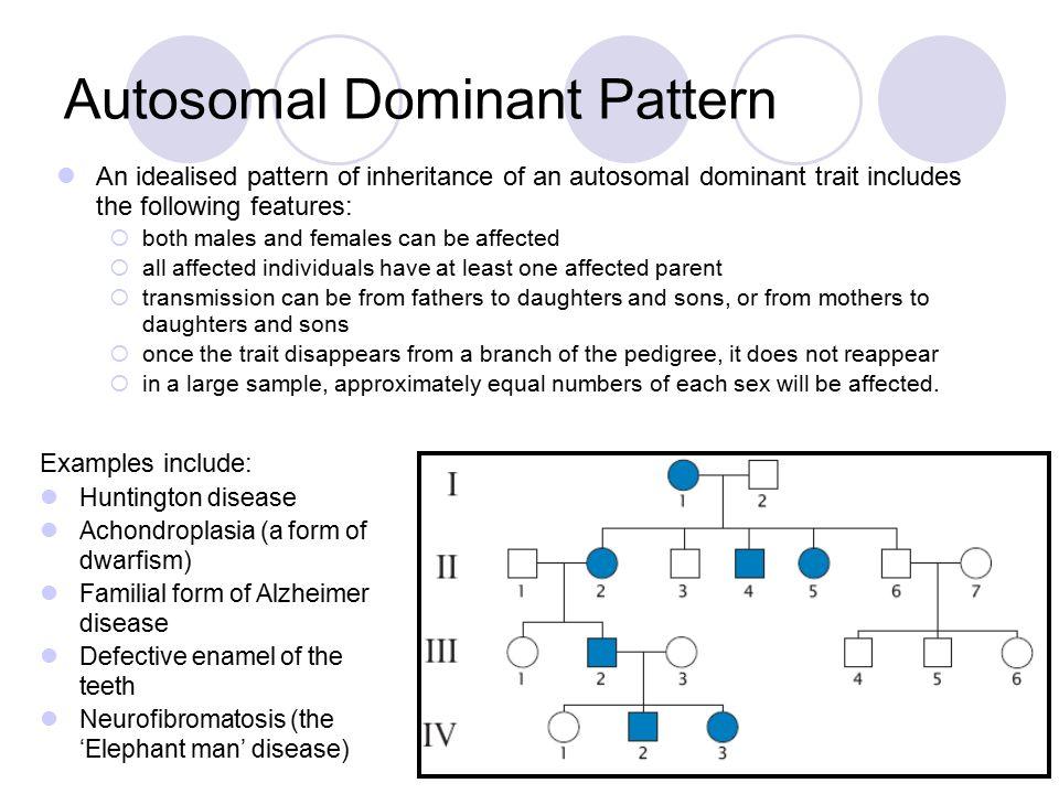 Understanding autosomal dominant and autosomal recessive inheritance