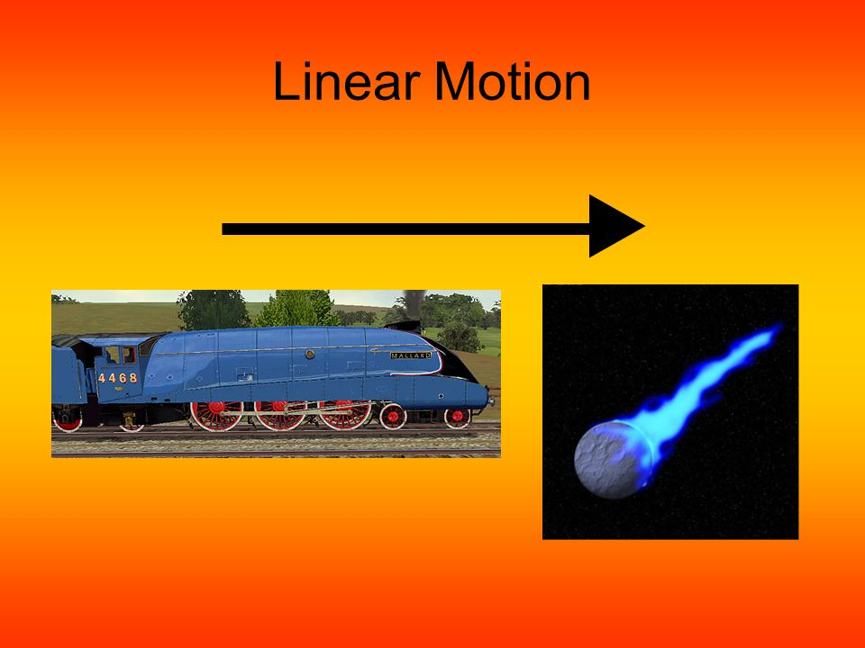 introduction to  - types of motion linkages