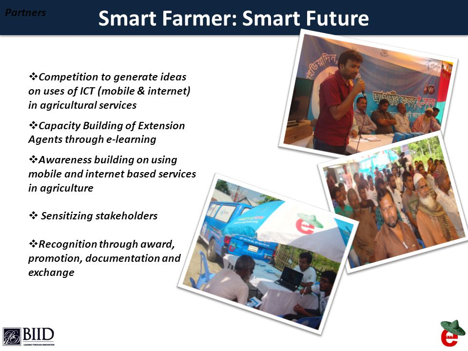 e-Krishok Smart Farmer: Smart Future - ppt video online download
