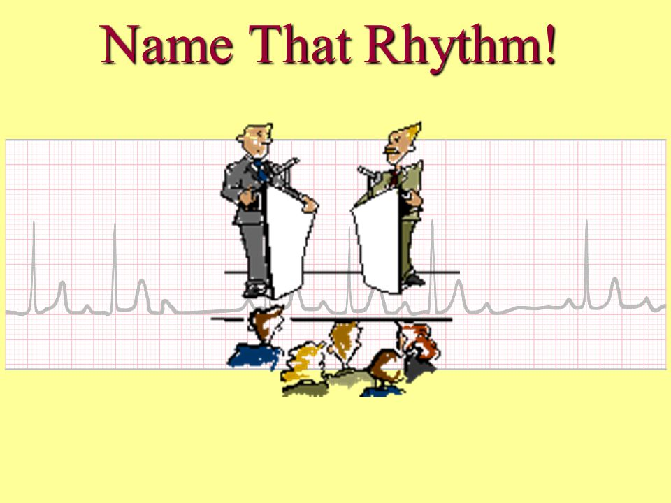 Name That Rhythm!