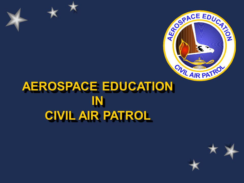 Aerospace education in civil air patrol ppt download 1 aerospace education in civil air patrol yelopaper Gallery