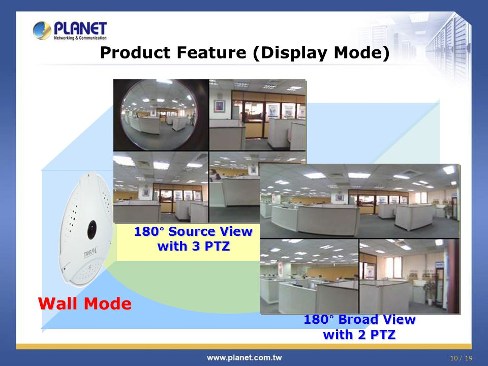 Product Feature (Display Mode)
