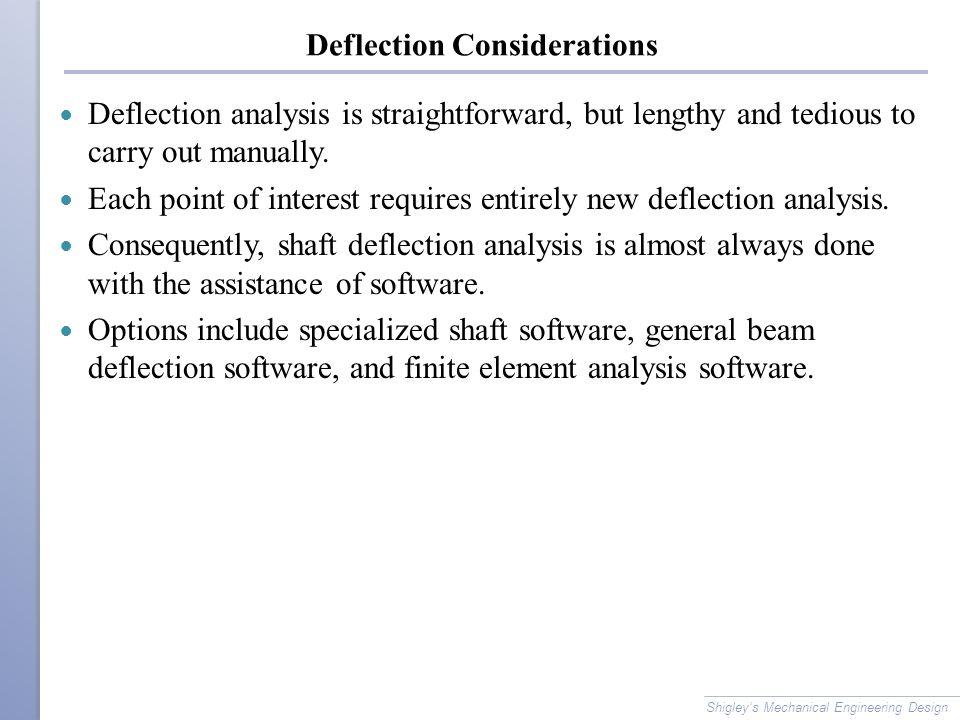 chapter outline shigley u2019s mechanical engineering design