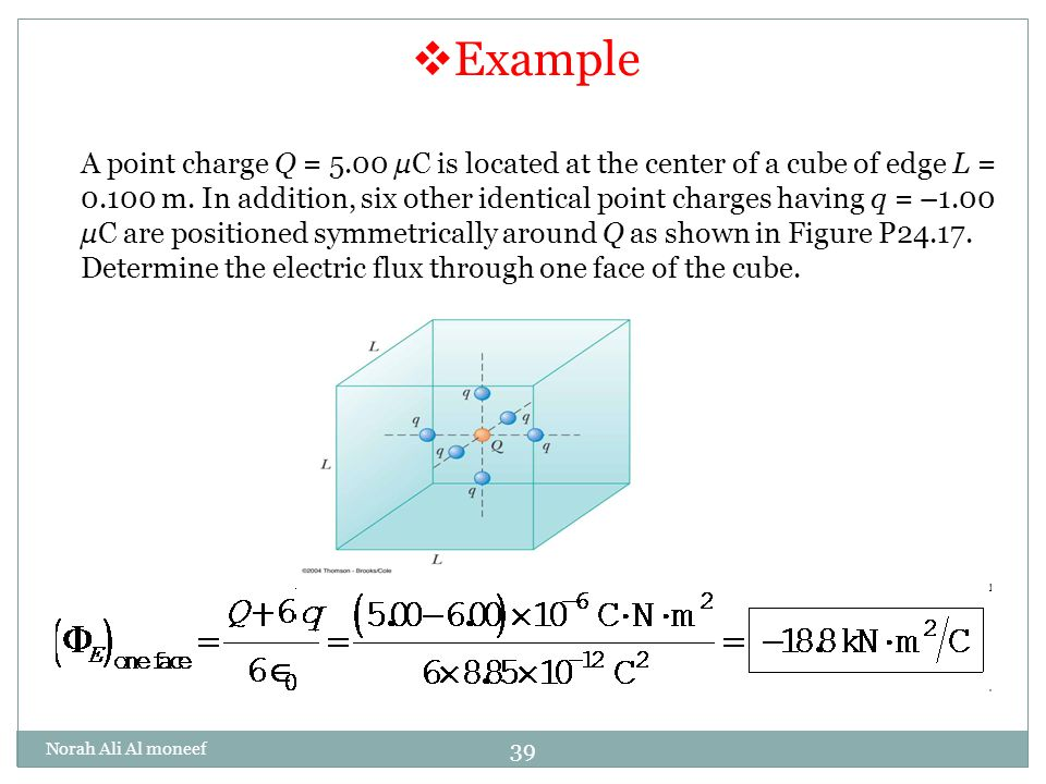 Chapter 24 electric flux 24 1 Electric Flux 24 2 Gauss's Law