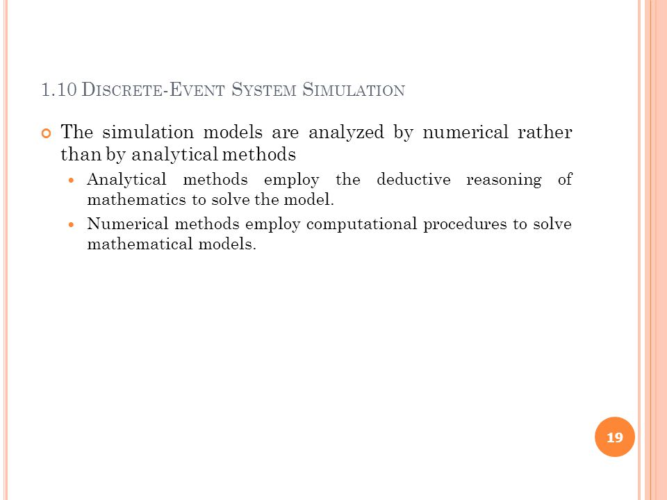 Discrete Event System Simulation 5th Edition Pdf