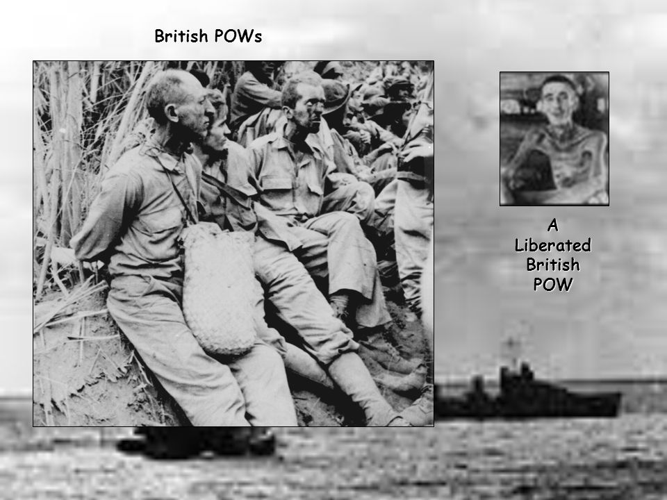 A Liberated British POW