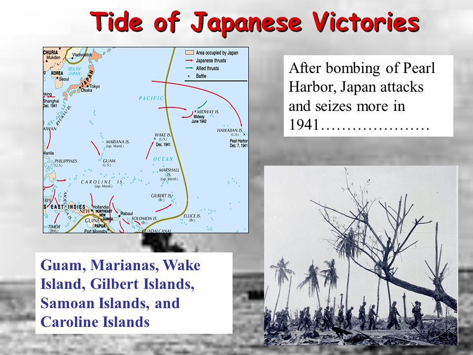 Tide of Japanese Victories